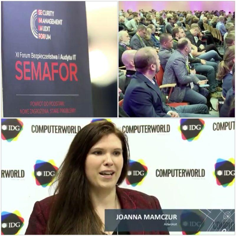 Konferecja SEMAFOR