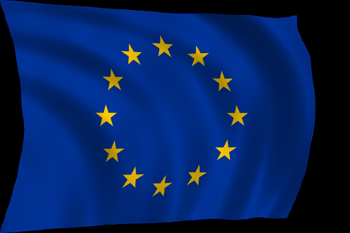 flaga UE - RODO - ochrona danych osobowych